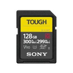 Sony SDXC TOUGH 128GB SF-G 300-299-MB-S UHS-II hukommelseskort.jpg