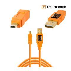 Tether Tools TetherPro USB 2.0 A MINI-B 8 pin 4,6M