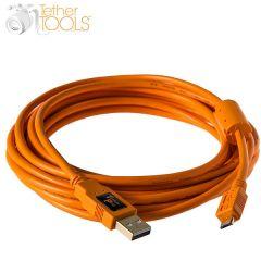 Tether Tools TetherPro USB 2.0 A-Micro B 4.6m