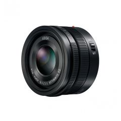 Panasonic Leica 15mm f/1.7 Sort