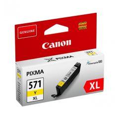 Canon CLI-571Y XL Gul