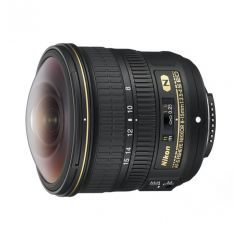 Nikon Nikkor AF-S 8-15mm f/3.5-4.5E ED FISHEYE