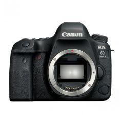 Canon EOS 6D Mk II Hus (Inkl. Fordelsprogram & Extra Originalt Batteri U/B)