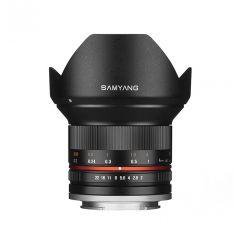 Samyang 12mm f/2 NCS CSC Fuji X Sort