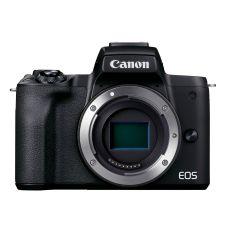 Canon EOS M50 MK II Hus Sort (Inkl. Enetime & Fordelsprogram + Zeiss Rengøringkit)