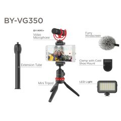 Boya ultimate smartphone video kit incl. MM1+