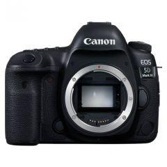 Canon EOS 5D Mk IV Hus (Inkl. Fordelsprogram & Extra Originalt Batteri U/B)