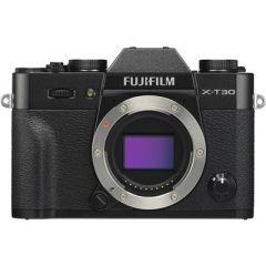Fujifilm X-T30 Hus Sort (Inkl. Enetime & Online Fotokursus U/B)