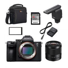Sony Full Frame Vlogger Kit (inkl. Fordelsprogram)