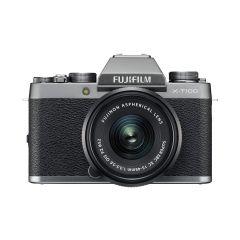 Fujifilm X-T100 m. XC 15-45mm OIZ PZ Dark Silver