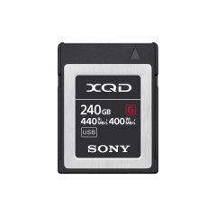 Sony XQD G 240GB 400MB/s